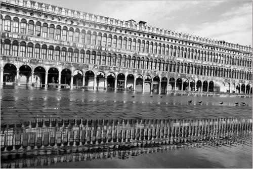 La place Saint-Marc Venise