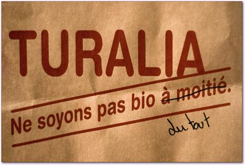 sac en papier relooké par Tarquinette