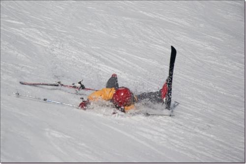 Tarquinou s'explose à ski