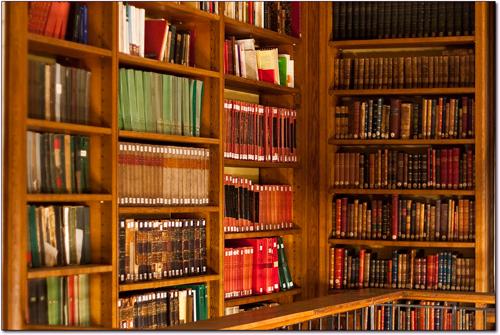 Bibliothèque de l'Ordre de Avocats — Palais de Justice, Paris
