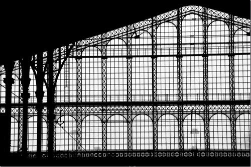 Verrières de la Gare du Nord