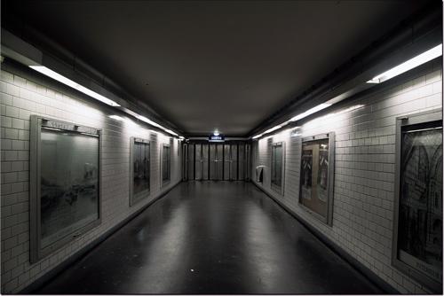 Couloir — Métro Bastille